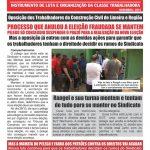 Oposicao Construcao civil Limeira